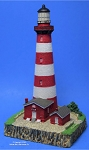 Scaasis Large Lighthouse Replica, Assateague, Virginia, SC106B